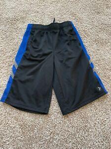 Gymboree GymGo boys active shorts, Size L(10-12), Black, Preowned