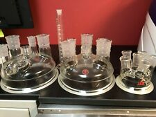 Ace Glass Jacketed Pressure Reactor heads