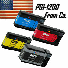4 Ink Cartridges for Canon Maxify MB2020 MB2320 MB2350  PG1200XL PGI-1200XL