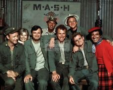 """M*A*S*H"" Mash Cast From The Cbs Television Show - 8X10 Publicity Photo (Ep-908)"
