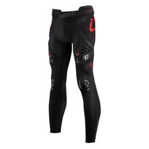 NEW Leatt 3DF 6.0 Motocross Impact Pants - Black from Moto Heaven