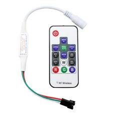 DC5V 24V 14Key RF Remote Controller WS2811 WS2812B Pixel LED Strip Light Module
