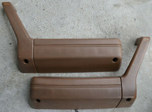 1979-1986 NISSAN DATSUN 720 PICKUP TRUCK Brown DOOR PULL HANDLE X-large type OEM