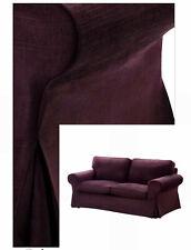 IKEA Ektorp COVER for Loveseat 2 seat sofa SLIPCOVER Tullinge Lilac Purple