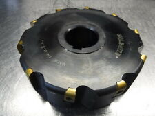 Valenite 6 Indexable Milling Cutter 150 Arbor Vrs10518 Loc990a