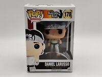 Daniel Larusso 178   Funko Pop! Vinyl   Karate Kid   Minor Box Damage   VAULTED