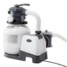 Pompa filtro a sabbia 26646 Intex 7900 l/h per piscina piscine fuori terra mshop