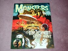 """FAMOUS MONSTERS # 273 - STICKER version - Spider - """"Drive In"""" cover brand new"""