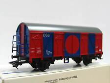 Märklin H0 4403 ged. Güterwagen Gs DSB OVP (Z2406)