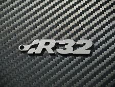 VW r32 Golf GTI emblema llavero acero inoxidable key Chain z005