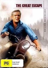 Steve McQueen DVD Movies with Commentary