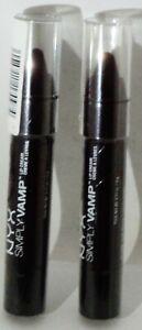2 New NYX Simply Vamp Lip Cream SHE DEVIL #SV06 Sealed