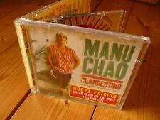 Manu Chao – Clandestino + EXTRA CD