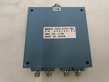 Power Divider, R & K (Giappone) pd4s-0725, 0.7-2.5 GHz