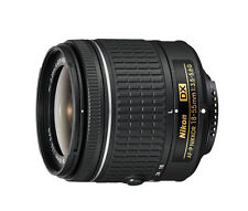 Nikon Nikkor AF-P DX 18-55mm F/3.5-5.6 G Lens New (boxed)