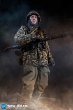 """DID 1/6 Scale 12"""" WWII German MG34 Gunner Curtis Action Figure D80127"""