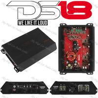 DS18 FRX2K 2,000 Watts RMS Full Range Class D 1 Channel Monoblock Amplifier
