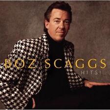 BOZ SCAGGS Hits! CD BRAND NEW