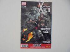 Marvel ahora los nuevos X-men no. 2015 bolsas Panini 18 & geboardet Z. 1
