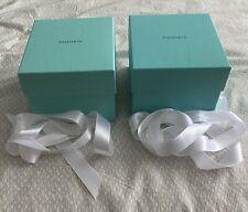 2 Tiffany & Co Empty Boxes