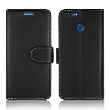 For Huawei Honor 5C 5X 6 6X 7 8 Flip Wallet Book Style Leather Phone Cover Case