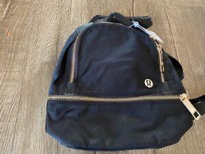 Lululemon City Adventurer Backpack Micro NWT Black/Gold