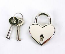 Heart shaped Lock w/ keys by Axovus