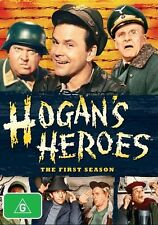 Hogan's Heroes: Season 1 -  (8 Dvd Set) DVD Region 4 NEW SEALED