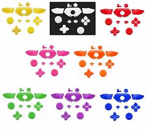 Xbox One Controller Gloss Button Bumper Pack