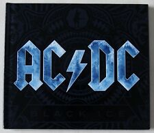 AC/DC / BLACK ICE / DE-LUXE EDITION / HARD BACK BOOK COVER / SONY COLUMBIA 2008