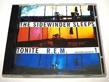 cd-single, R.E.M. - The Sidewinder Sleeps Tonite CD1, 3 tracks