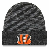 New Era NFL Sideline 2018 Strick Mütze - Cincinnati Bengals