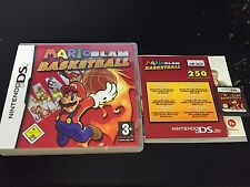 NINTENDO DS : mario slam basketball