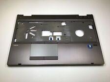 Cubierta superior hp 6560b 641205-001 lector de huellas digitales puntero