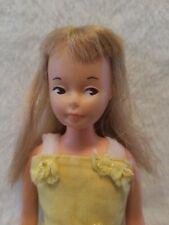 Rare Vtg American Character Cricket Skipper Clone Doll Brown Left Glance Eyes!