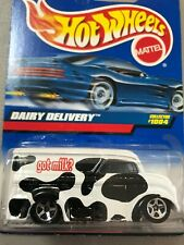 Hot Wheels Collector Series #1004 Dairy Delivery