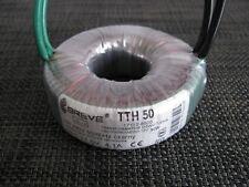 Ringkerntrafo Trafo 230V Halogenlampen 12V AC 50VA 50 Watt Transformator