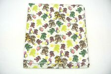 Monkeys Balloons Stars Baby Blanket Can Be Personalized 36x40