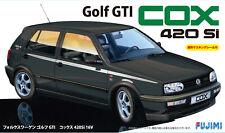 Aoshima 1:24 Scale Volksvagen Golf 16V Cox Model Kit #807