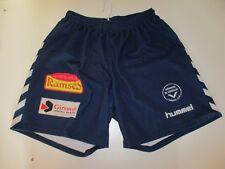 Short GIRONDINS de BORDEAUX Handball Club porté en match HUMMEL collection L