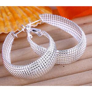 Gorgeous Silver Crocodile Skin Bayou Cajun Witch Sorceress Drop Earrings