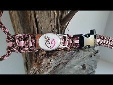 Browning Hearts Camo & Pink Lanyard