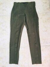 Banana Republic Devon Legging Green Size 0 Ankle Pants Skinny Slim