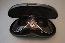 Porsche Gold Cerrera Sunglasses UniSex L Frame Original Case Lens Mint inBox