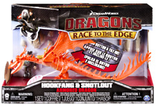 2017 DreamWorks Dragons HOOKFANG & SNOTLOUT with Sounds Effects Race to the Edge