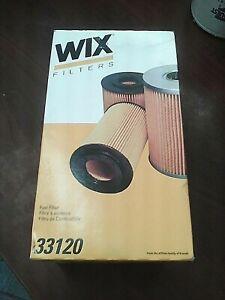 Fuel Filter Wix 33120      V