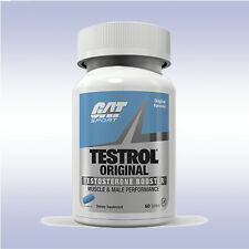 GAT TESTROL ORIGINAL (60 TABLETS) testosterone sexual stamina booster test boost