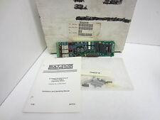 NIB Baldor EXB010A01 H Series 2 Analog 3 Relay Output Expansion Board