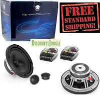 "JL Audio C5-650 450W 6.5"" Evolution C5 Series 2-Way Component Speaker System NEW"