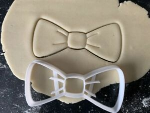 Cookie Cutter Dickie Bow Cookie Cutters, Biscuit, Pastry,Fondant Cutter
